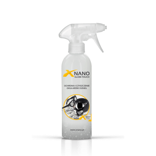 Xnano Glass Touch - Triple protection and care of...