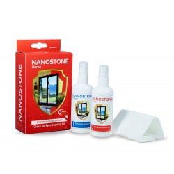 NANOSTONE WINDOWS PROTECTION - Glass surface coating kit